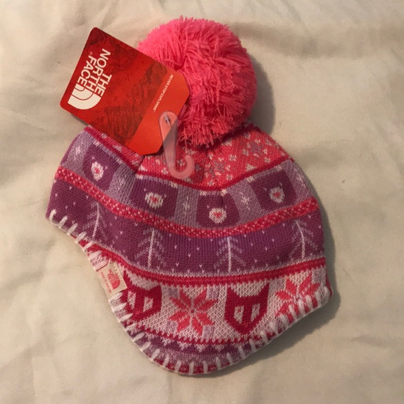 The North Face Baby Faroe Beanie- NWT! XXS  28 54649d6a89c